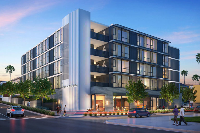 Modular Living: New Way of Building Helps Create Supportive Housing In Los Angeles