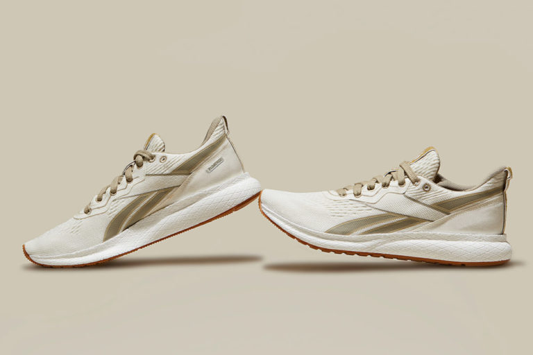 Reebok Is Ahead of the Game in Creating the First Ever Plant-Based Performance Running Shoe