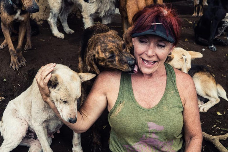 After Stray Dogs Kept Flocking to This Woman's Farm in Costa Rica, She Decided to Turn It Into a Canine Paradise
