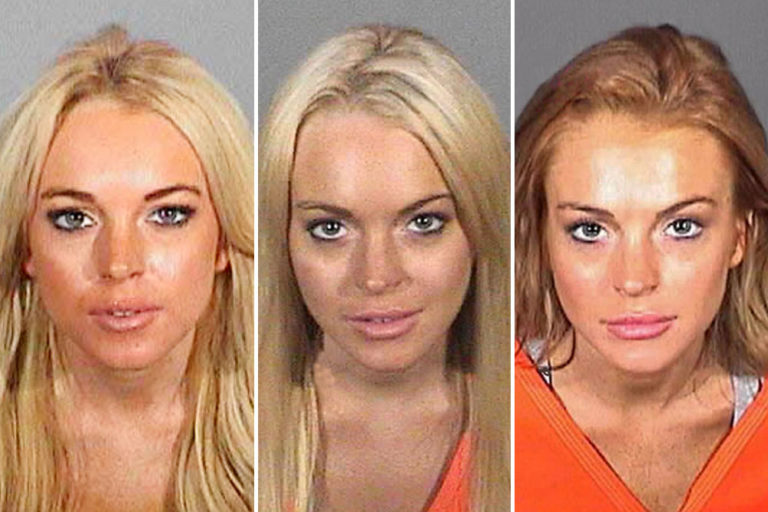 Celebrity Mugshots That These Stars Probably Don't Want You Seeing