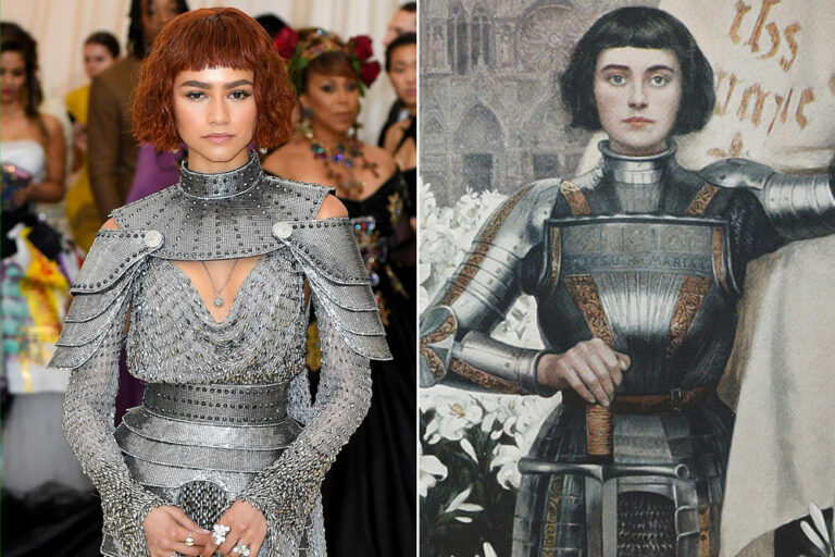 Here Are Some of the Rumored Inspirations Behind the Most Outlandish Met Gala Outfits