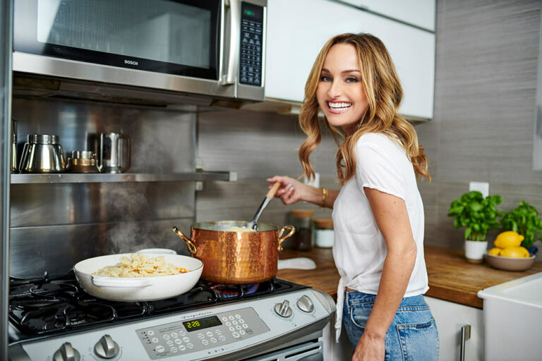 Cooking Up Controversy: The Rise of Star Chef Giada De Laurentiis