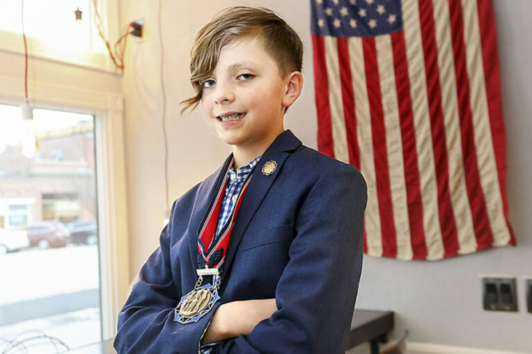 This Eight-Year-Old Found $20 in a Parking Lot and Inspired a Chain of Events That Changed a Soldier's Life Forever