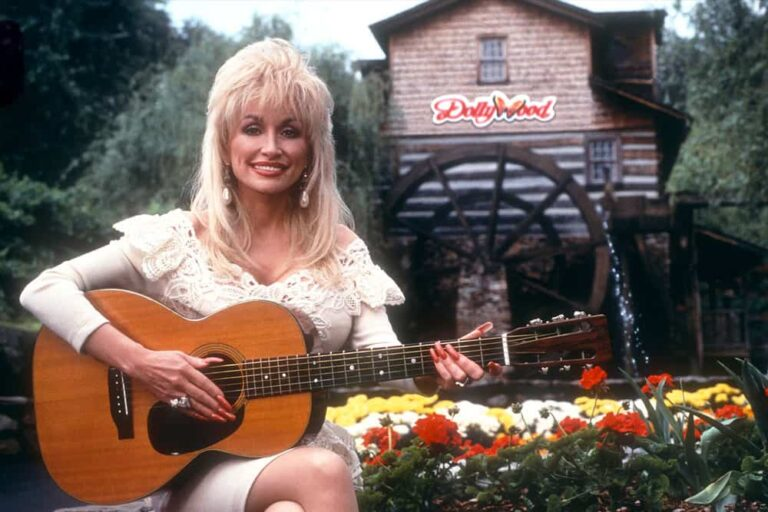 From Rags To Riches: The Struggles and Torment Of The Multi-Talented Dolly Parton
