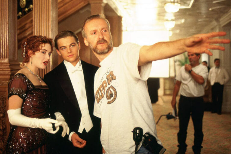 New Details Have Emerged About the Scandalous Affair Going On Behind the Scenes of Titanic