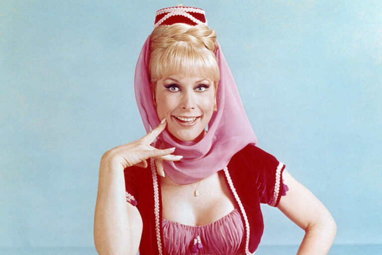 The Tragic Life of I Dream of Jeannie Star Barbara Eden Was Far from Magical