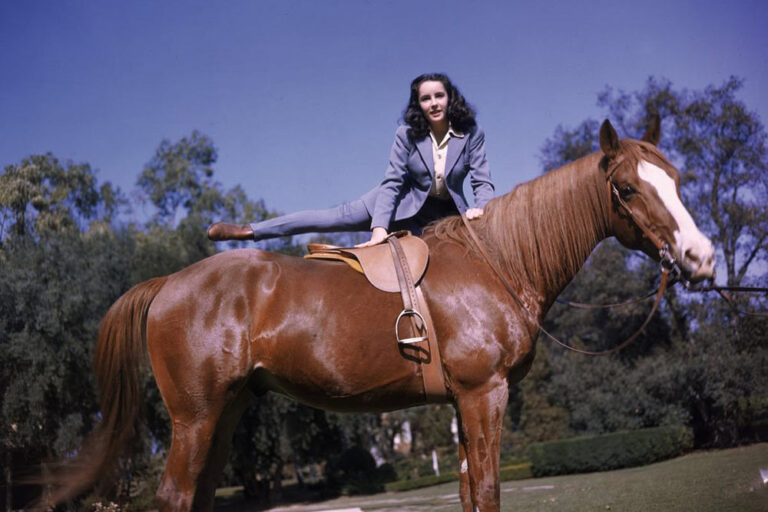 Elizabeth Taylor's Tumultuous Life Wasn't Anywhere Near as Glamorous as It Seemed